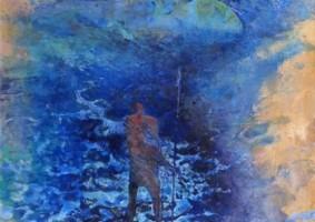 海の詩 (2012 油彩 カンヴァス F8)